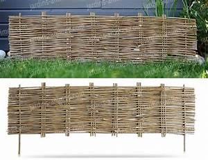 Bordure De Jardin Bois : 1000 images about bordures de jardin on pinterest ~ Premium-room.com Idées de Décoration