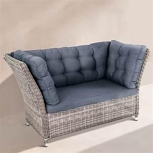 Polyrattan Lounge Sessel : polyrattan lounge m bel 3 jahre garantie pro idee ~ Orissabook.com Haus und Dekorationen
