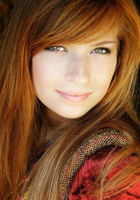 Pin By Adam Barton On Redhead Girl Beautiful Red Hair