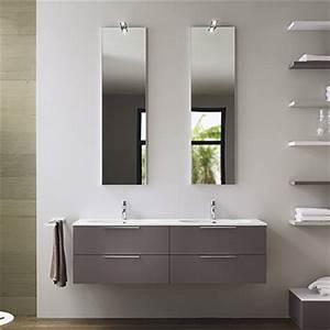 Meuble Salle De Bain Aubade : collection de meubles salle de bains design espace aubade ~ Dallasstarsshop.com Idées de Décoration