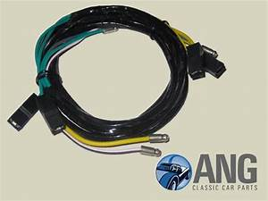Gearbox Overdrive  U0026 Reverse Light Wiring Loom   Mgb  U0026 39 67