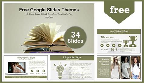 education google  themes powerpoint templates