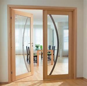 les portes interieures vitrees laissons les interieurs With porte de garage et porte intérieure vitrée 2 vantaux