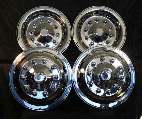 dayton spoke wheel simulators liners hubcaps ebay