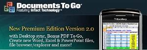 save 40 on docs to go premium 20 for blackberry only With documents to go premium blackberry