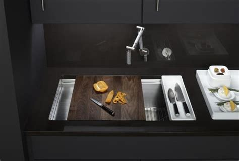 Neat Sinks For A Small Kitchen (and A Dishwasher Sink Too