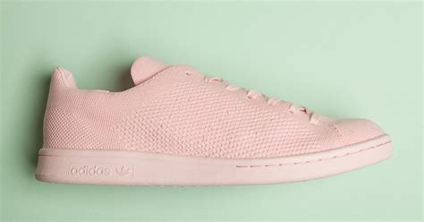 adidas stan smith light pink adidas stan smith primeknit stans ready for the summer