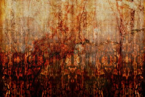 interior home magazine element rust bespoke wall coverings from glamora