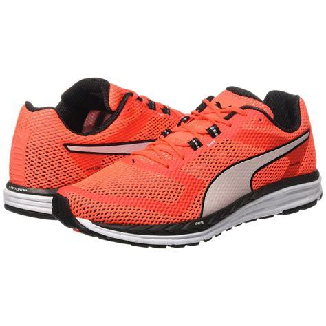 puma speed  ignite mens running shoes sweatbandcom