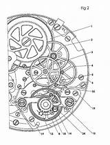 Gears Clock Gear Google Clocks Drawings Coloring Drawing Mechanical Sketch 출처 Technical Template sketch template