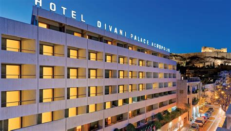 Divani Hotel Athens by Divani Palace Acropolis Restaurants And Bar