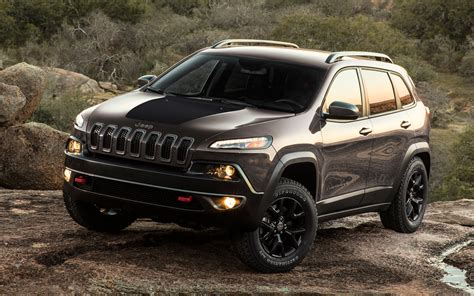 2018 Jeep Cherokee First Look Truck Trend