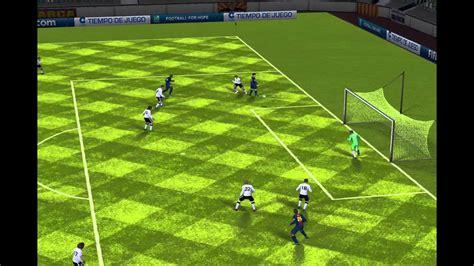 FIFA 13 iPhone/iPad - FC Barcelona vs. Valencia CF - YouTube
