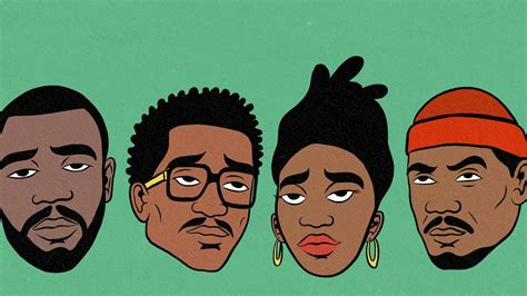 Q-Tip, Little Simz, and Idris Elba Join James BKS on New ...
