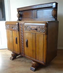 Oak Sideboard by Antiques Atlas Oak Carved Sideboard