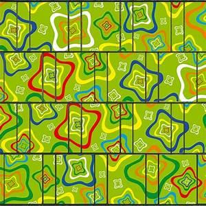 Stabgitterzaun Sichtschutz Einflechten : intermezzo sichtschutzstreifen f r stabgitterzaun motiv einseitig bedruckt 3 ebay ~ Yasmunasinghe.com Haus und Dekorationen