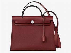 Hermès Puts New Emphasis on the Herbag Zip, Adds New ...  Hermes