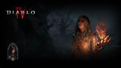 Diablo Sorcerer Iv Wallpapers Comment