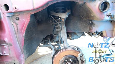 acura integra gsr front suspension replacement