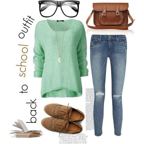30 Really Cute Outfit Ideas For School 2018 - Back to School Outfits