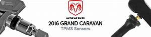 2016 Dodge Grand Caravan Tpms Sensors