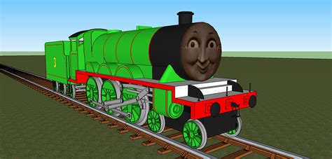 henry the big green engine by poke fan 400 on deviantart