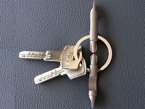 Savior Titanium Multitool And Key Ring By Savior Company