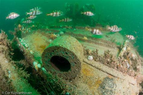 Boten Op De Noordzee by Duikers Maken 100 Scheepswrakken Schoon Video Nieuws