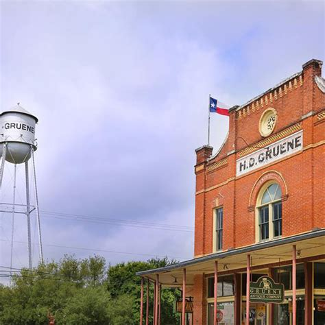 braunfels gruene texas antique company stores boutiques specialty