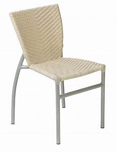 Vente Privee Chaise : chaises de jardin en aluminium empilables collection duna vente priv e les jardins ~ Teatrodelosmanantiales.com Idées de Décoration