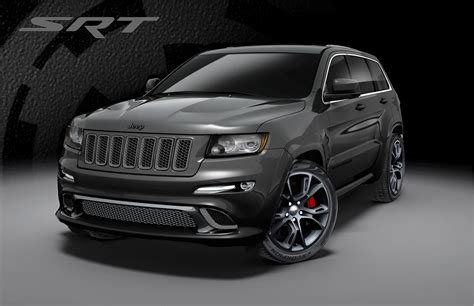 jeep grand cherokee srt special editions alpine vapor