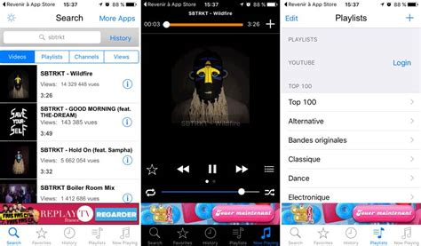 musique telechargement pro application android