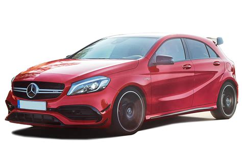 Mercedes-amg A45 Hatchback (2013-2018) Review