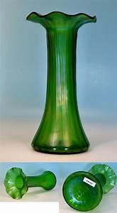 Große Vase Silber : l tz jugendstil irisierende gro e vase loetz ebay ~ Buech-reservation.com Haus und Dekorationen
