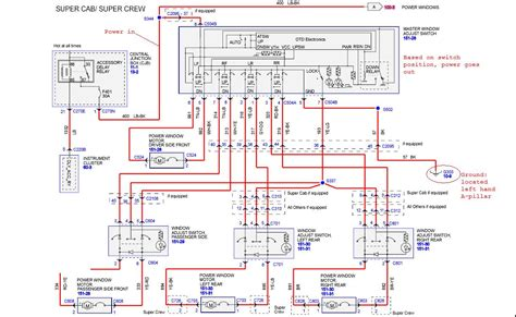 2006 Ford F150 Wiring Diagram Fuse Block by 2006 Ford F150 Wiring Diagram Electrical Website Kanri Info