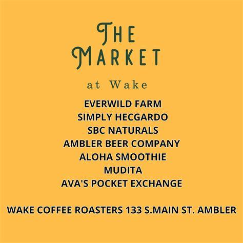 Coffee shop in ambler, pennsylvania. The Market at Wake - Home | Facebook
