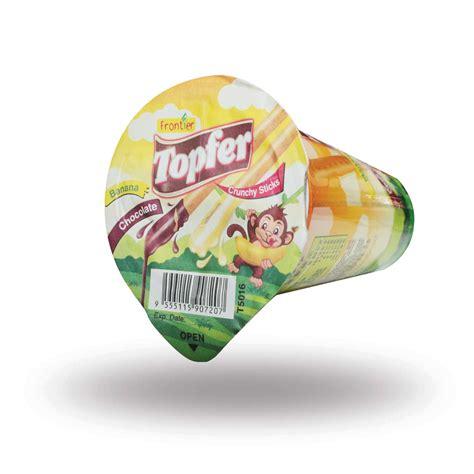 SNF44 Frontier Topfer Banana & Chocolate Crunchy Sticks ...