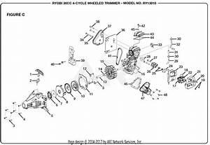 Homelite Ry13010 30cc 4