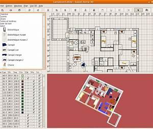 Logiciel Architecture Gratuit Simple : logiciel architecture 3d gratuit logiciel d architecture ~ Premium-room.com Idées de Décoration
