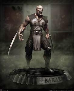 Baraka Mortal Kombat X