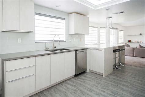 bella flat panel euro style cabinet city kitchen  bath