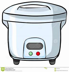 Rice Cooker Clipart