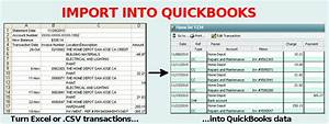 convert csv to iif free With how to import invoices into quickbooks from excel