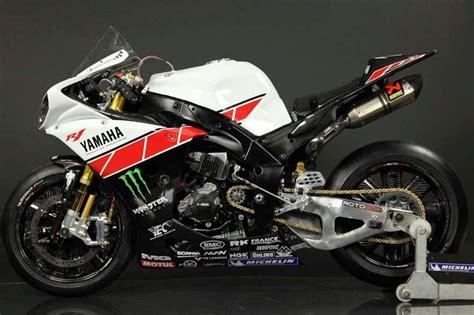 Yamaha Yzf-r1 Team Yart 2011