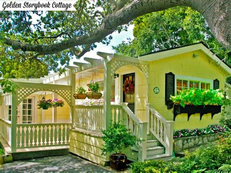 cottage homes for golden storybook cottage in by the sea