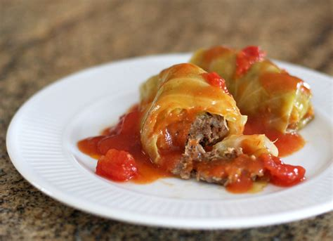 recipe for cabbage rolls baked stuffed cabbage rolls recipe