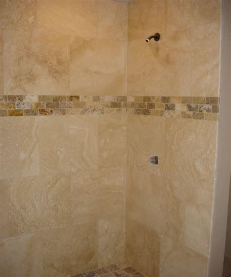 travertine tile bathroom ideas 16x16 tile layout patterns studio design gallery