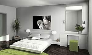 Modernes Schlafzimmer Einrichten : moderne schlafzimmer ideen designer einrichten ~ Michelbontemps.com Haus und Dekorationen
