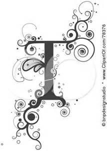 Letter T Tattoo