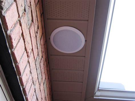 8 quot ceiling speakers premium custom installed outdoor